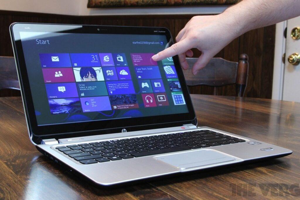 Best Touch Screen Laptops