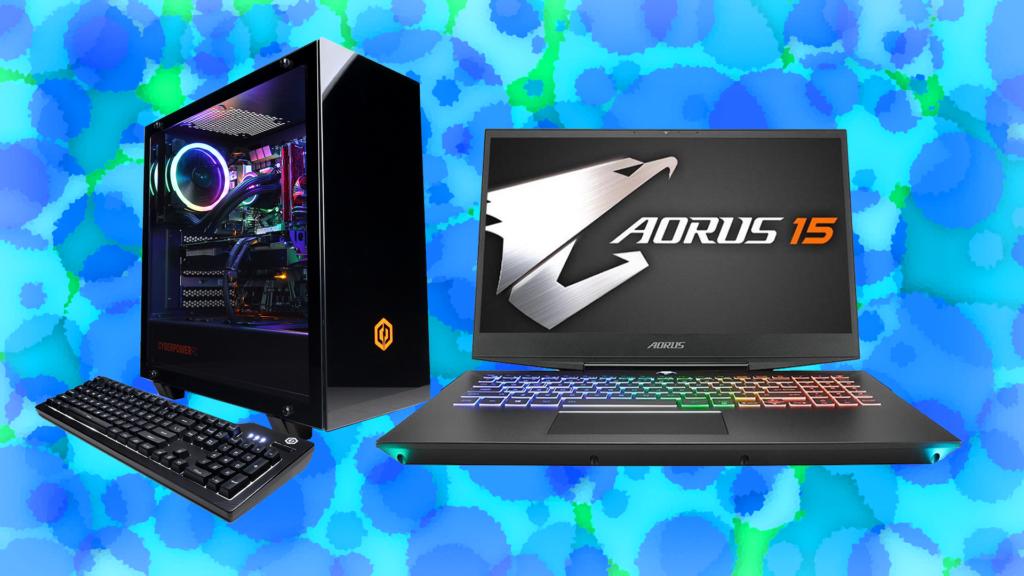 Gaming Laptop vs Desktop