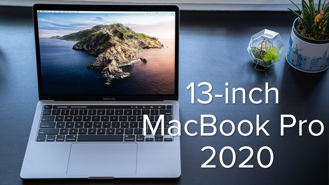 Apple MacBook Pro 2020 Review