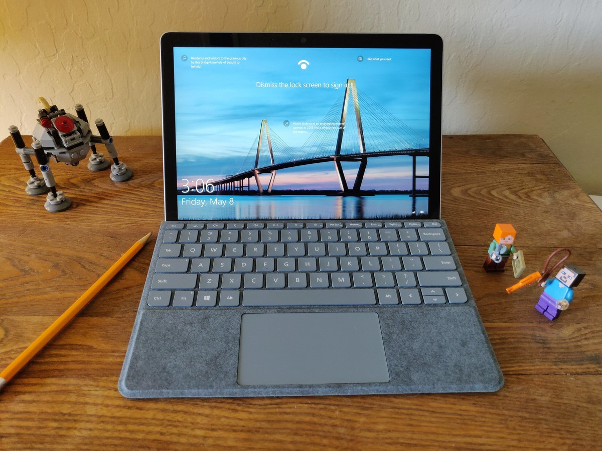 Microsoft Surface Go Review 2020