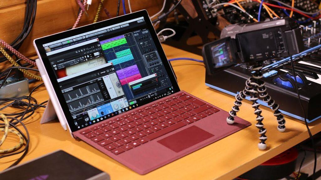 Best Laptop for Audio Production