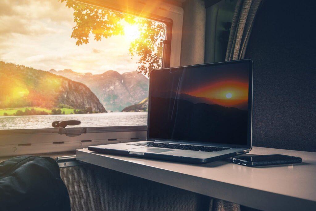 Best Laptop for Full Time Rvers