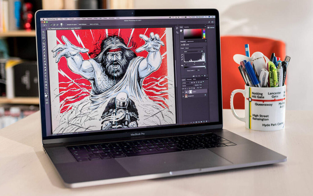 Best Laptop for Photoshop And Illustrator