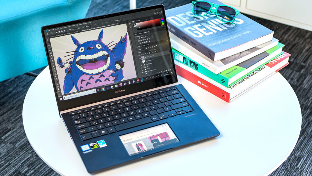 Best Laptops for Photoshop And Illustrator