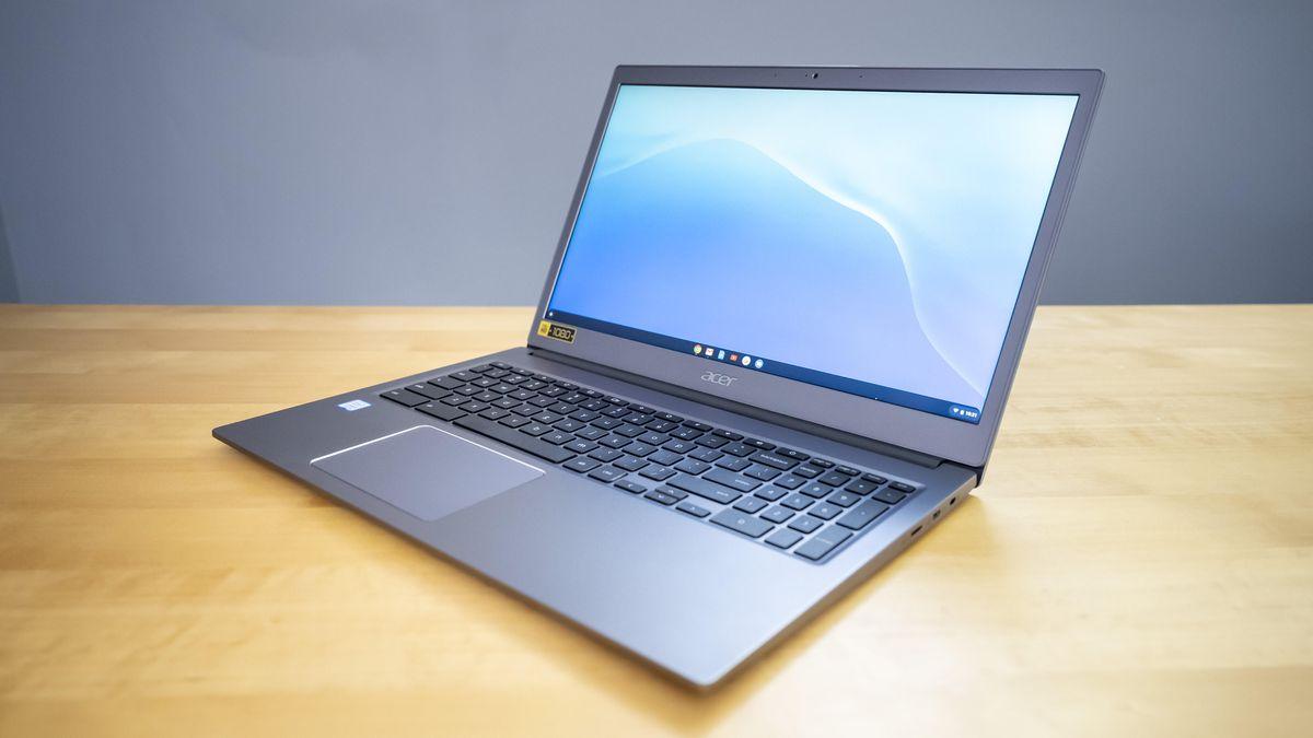 Best Laptop for Chrome