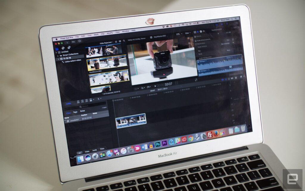 Best Laptop for Final Cut Pro
