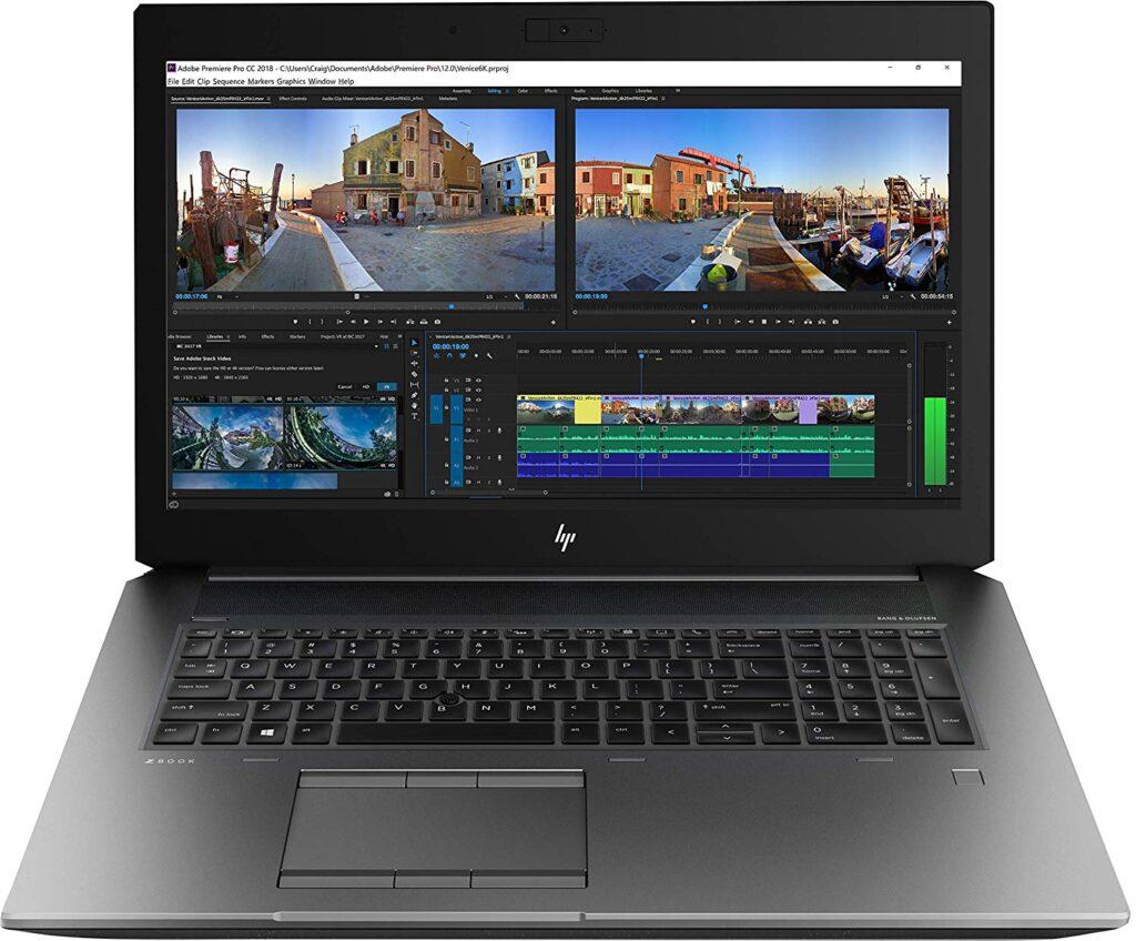 Best Laptop for Graphics Rendering