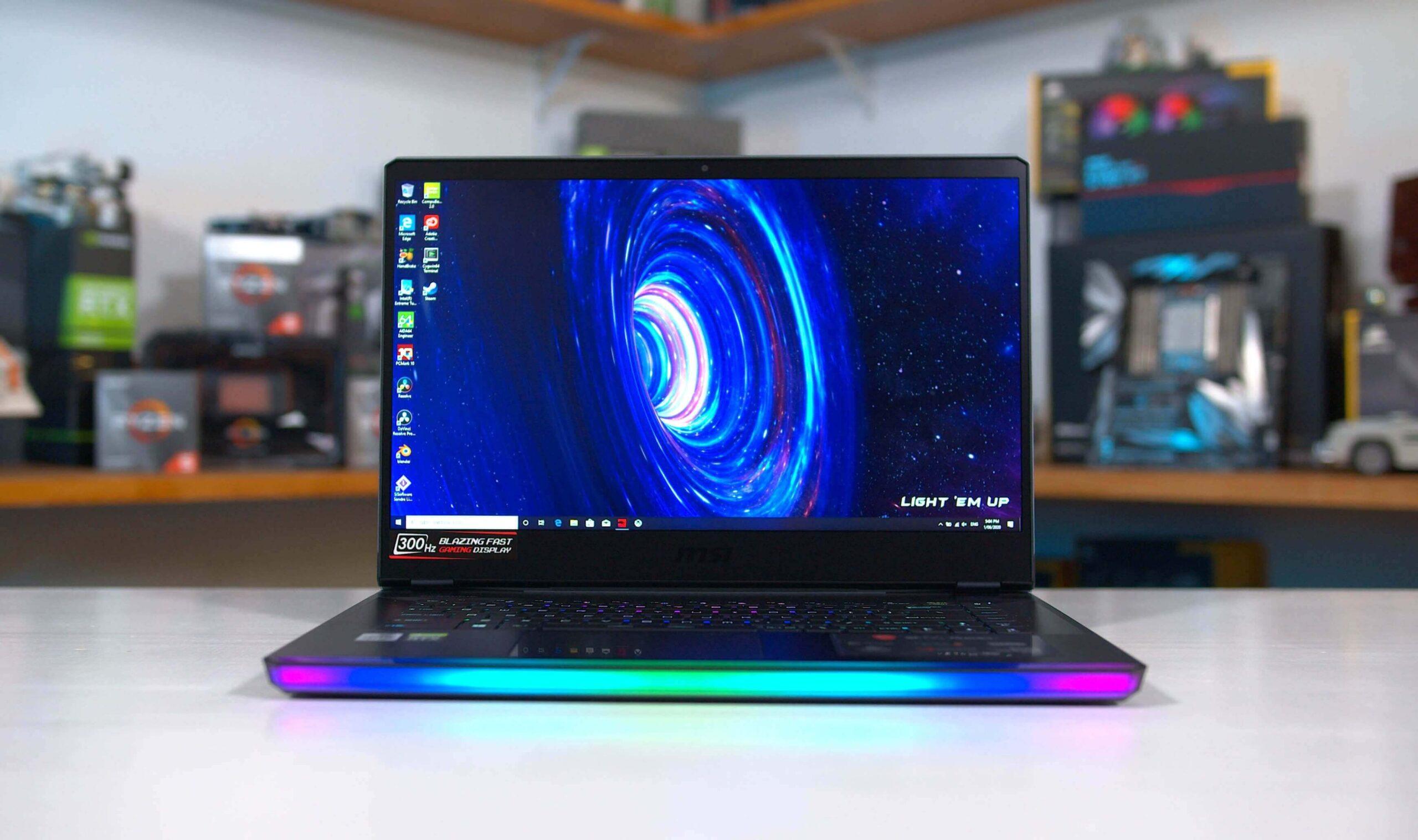 Best Laptop for Last Gen Gaming