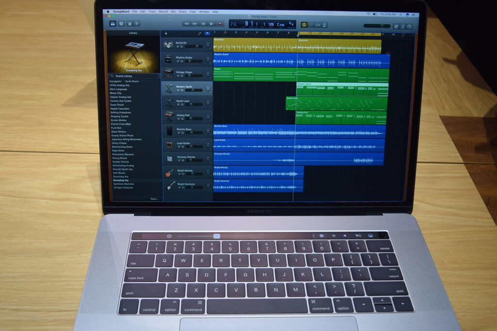 Best Laptop for Logic Pro X