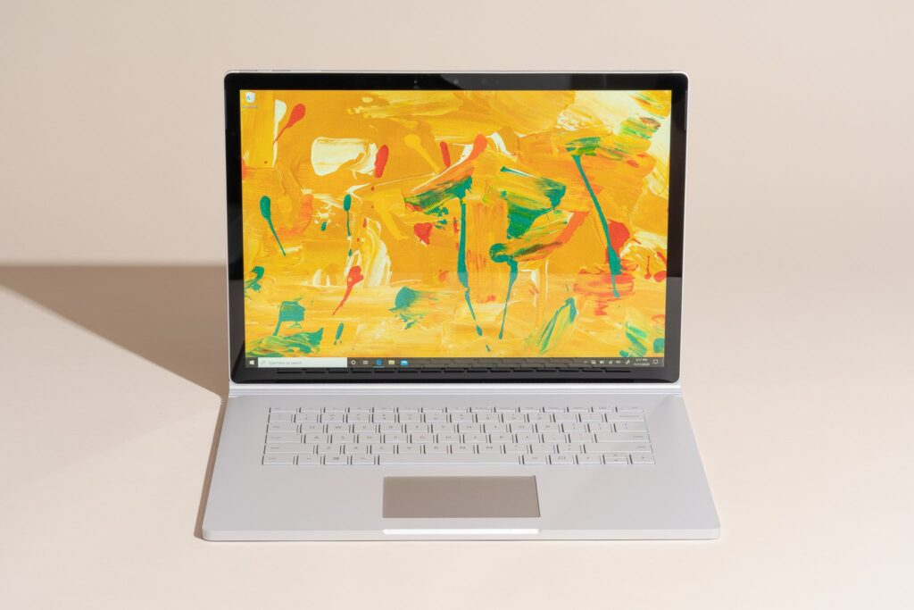 Best Laptop for Photo Editing Srgb