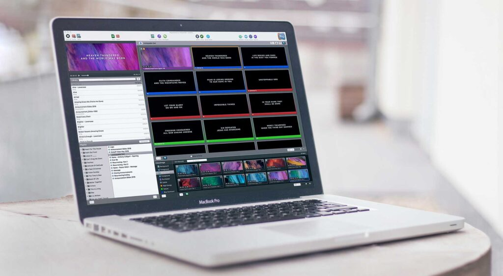 Best Laptop for Propresenter