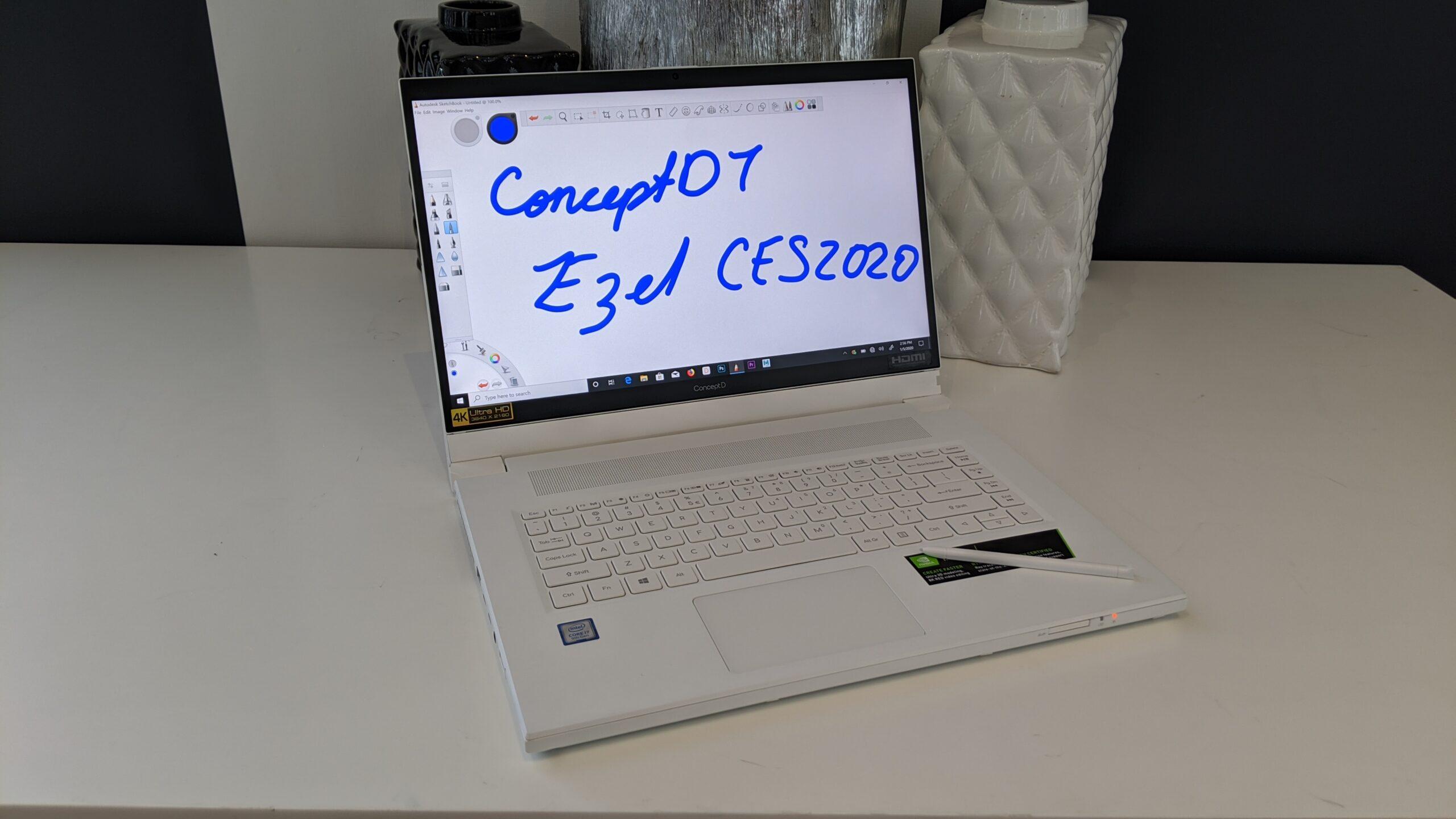 Best Laptop for Sketchbook Pro