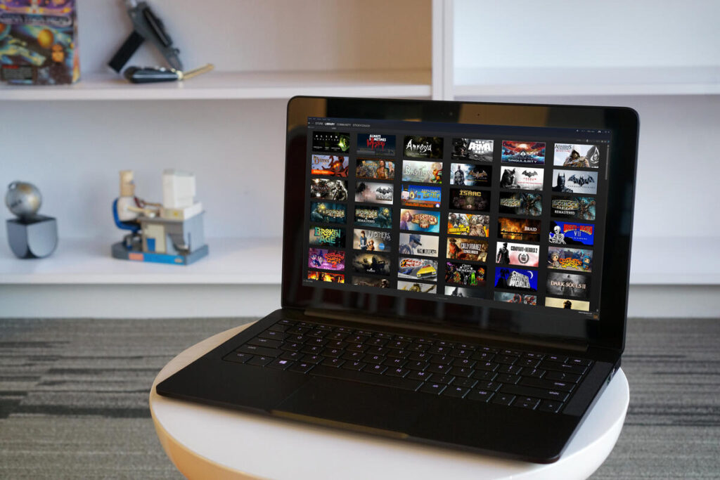 Best Laptop for Steam Gaming