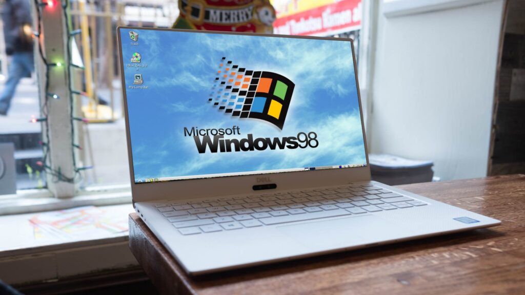 Best Laptop for Windows 98 Games