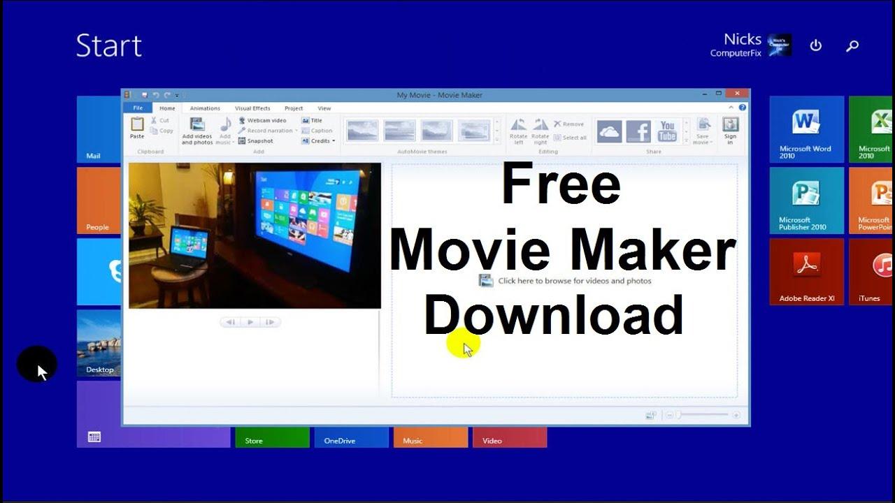 Best Laptop for Windows Movie Maker
