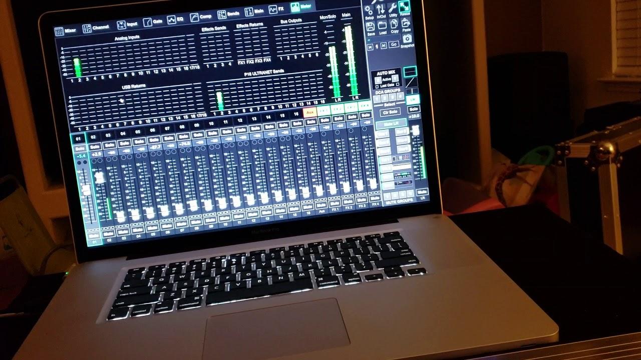 Best Laptop for XR18
