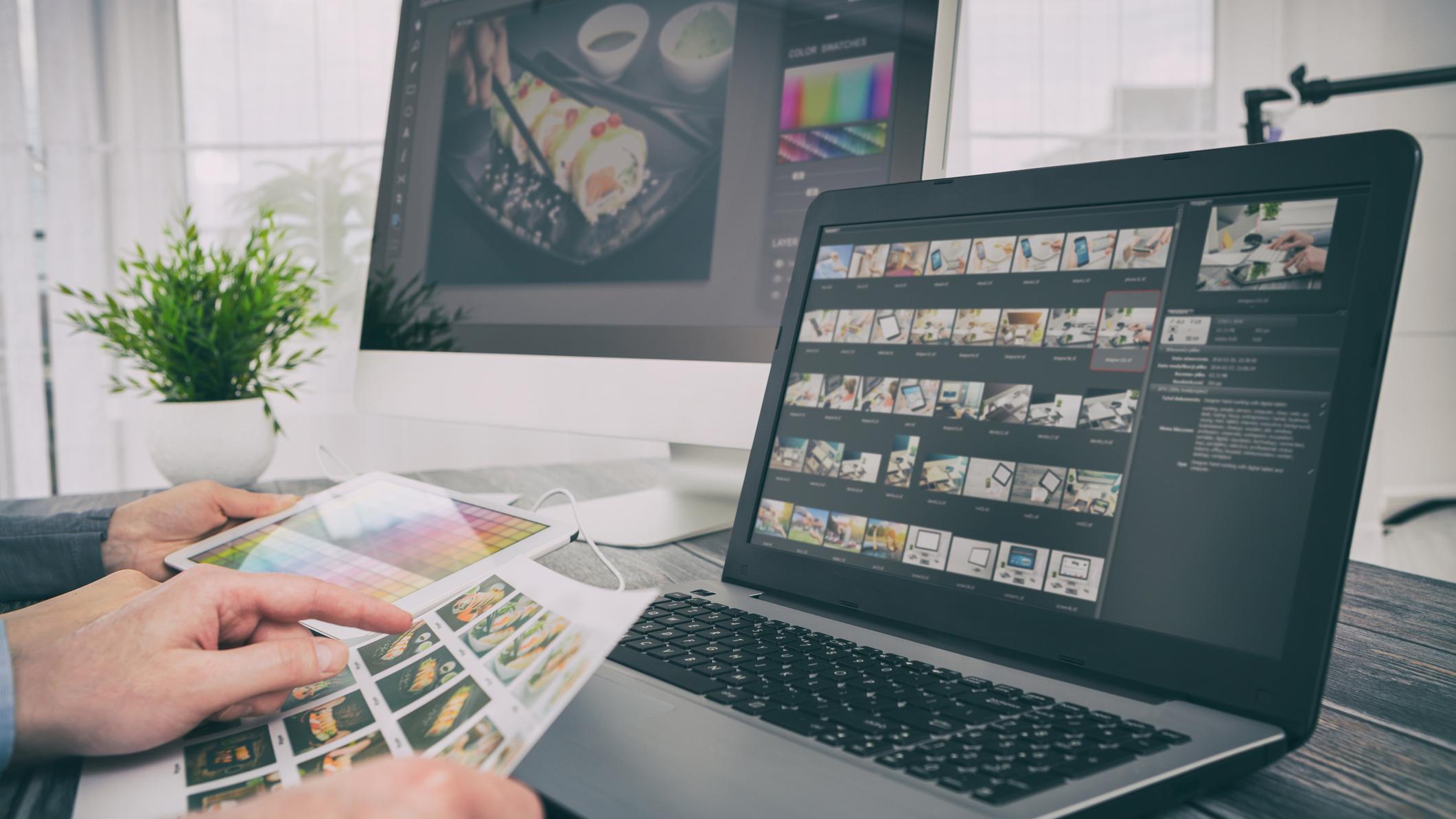 Best Laptops for Organizing Photos