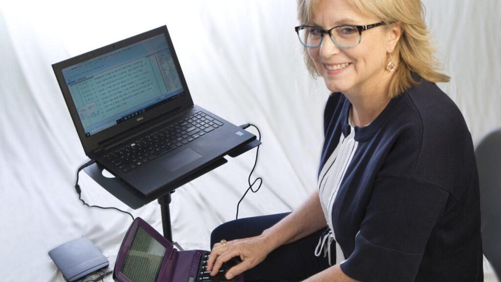 best laptop for stenographer