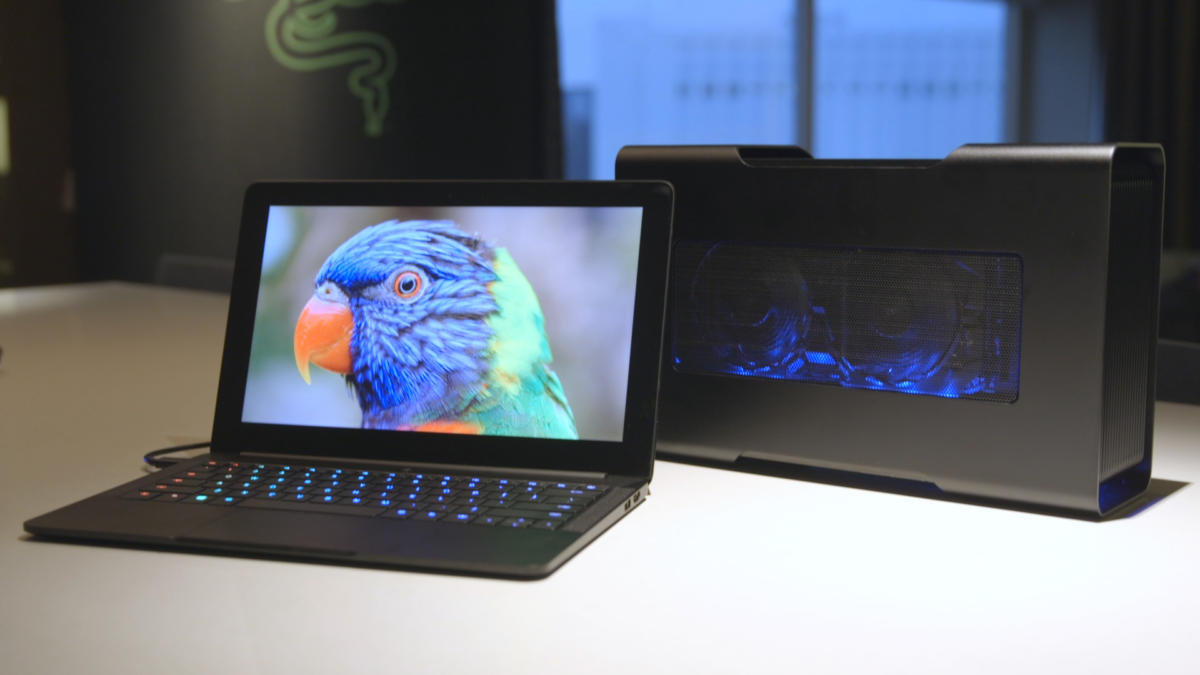Best Laptop for External Graphics Card