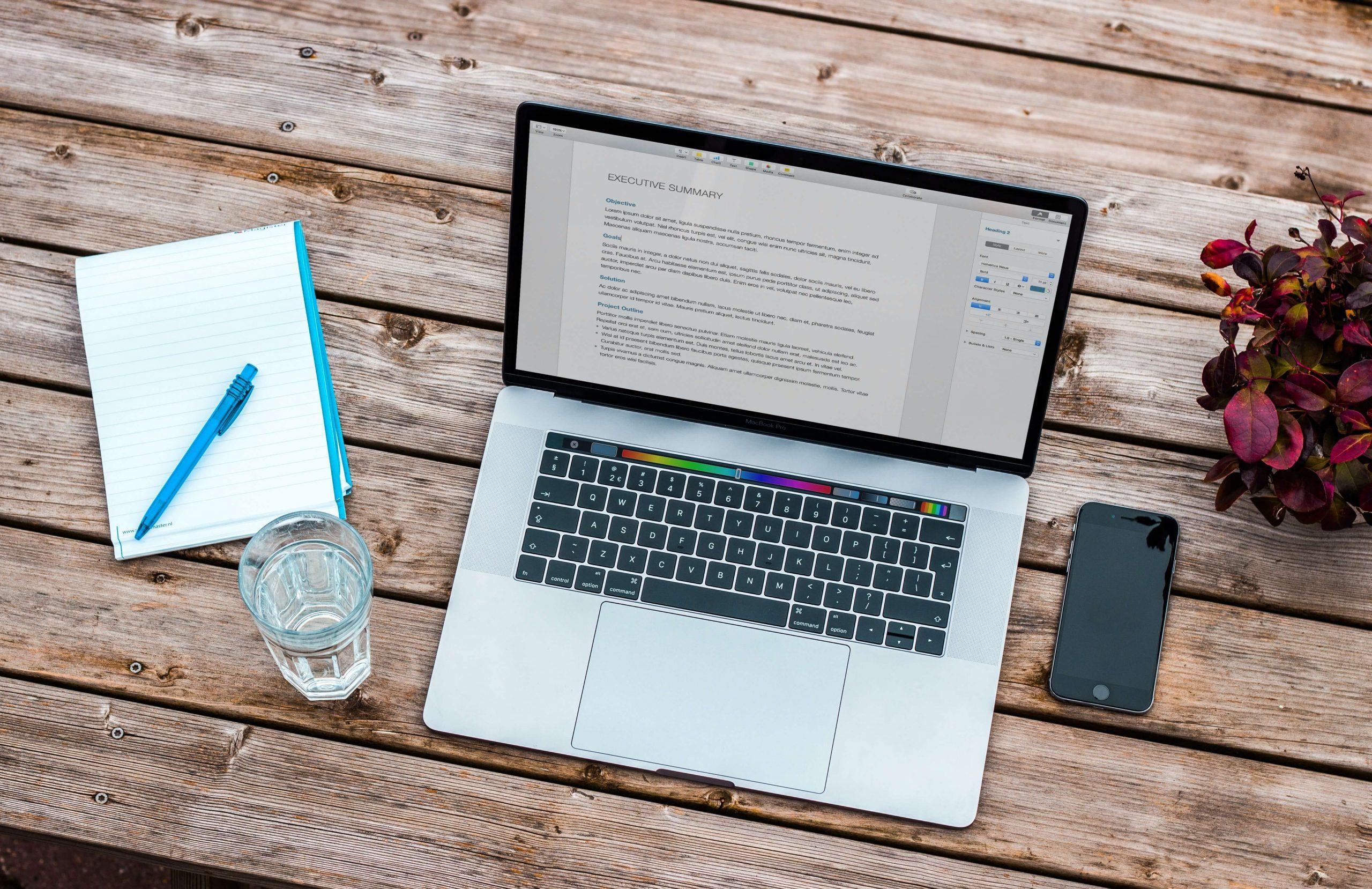 Best Laptop for Mobile Office