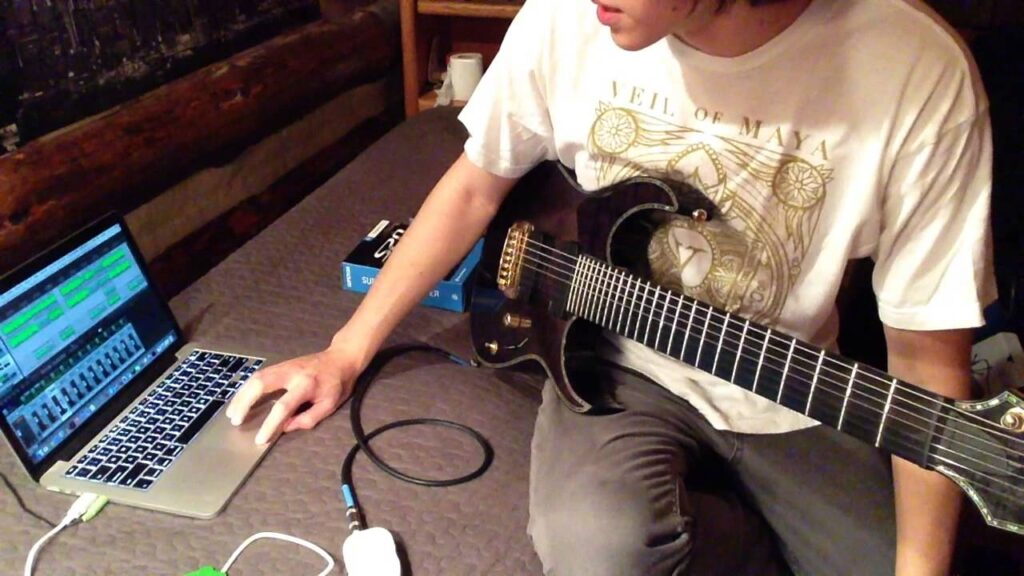 Best Laptop for Recording Electric Guitar