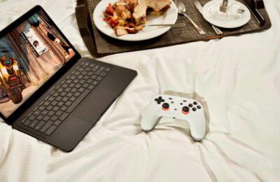 Best Laptop for Stadia