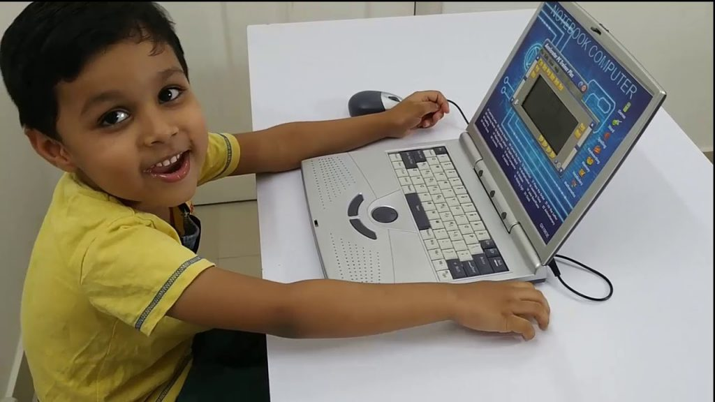 Best Laptop for Small Children