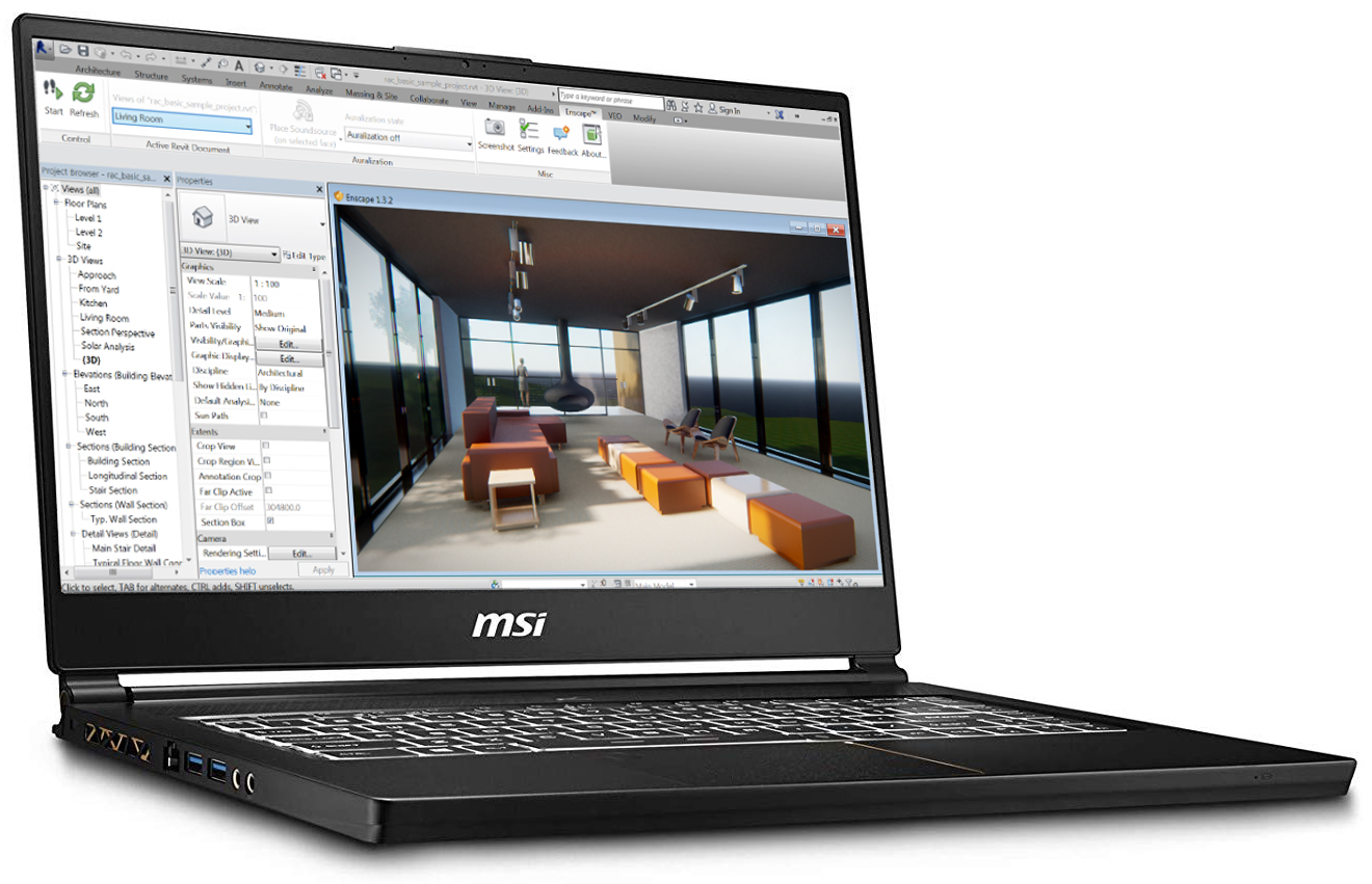 Best Laptop for Architectural Rendering