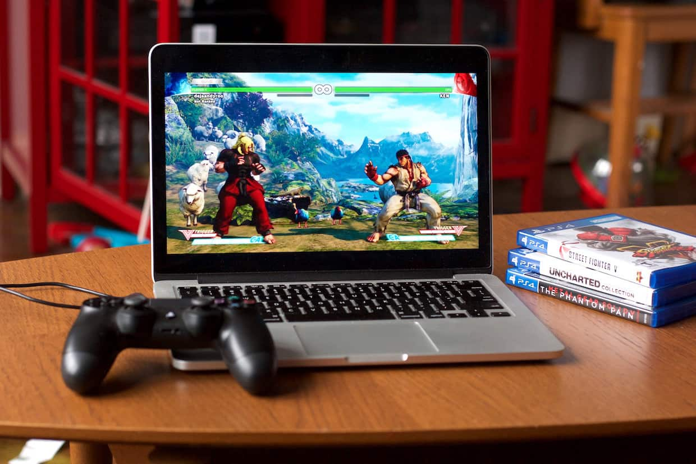 Best Laptop for Street Fighter