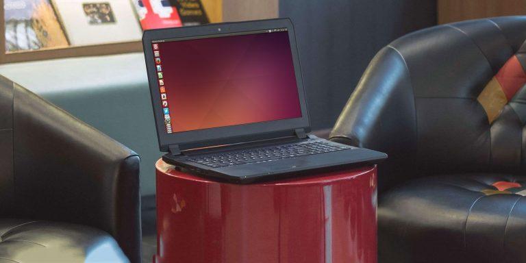 best laptop for ubuntu install